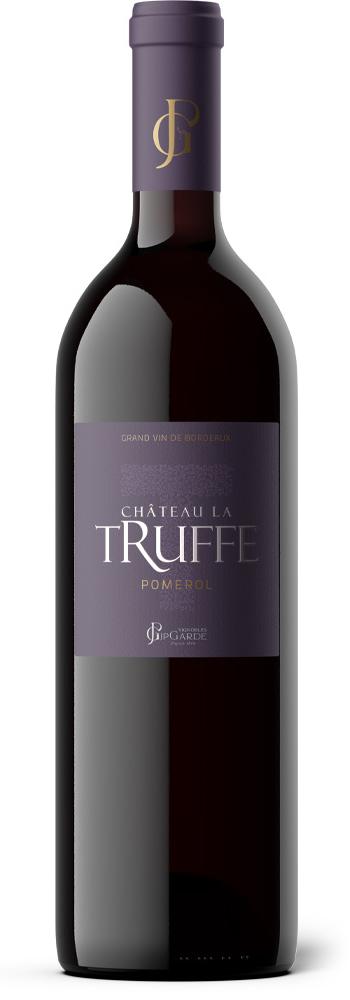 Bouteille Château la Truffe