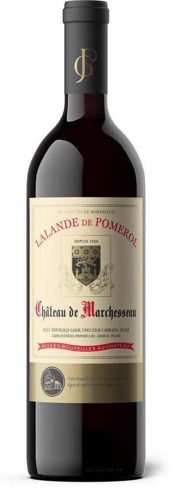 Bottle Château de Marchesseau