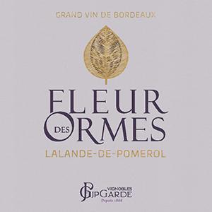 JP Garde : Fleur Des Ormes