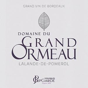 JP Garde : Domaine Du Grand Ormeau