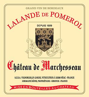 JP Garde : Lalande De Pomerol